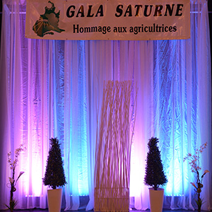 Gala Saturne
